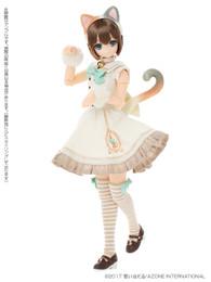 Sahra's a la Mode: meow x meow a la mode - Calico Cat / Yuzuha Limited ver.