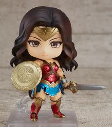 *Pre-order due date: 2017/09/13 - Nendoroid 818 -  Wonder Woman: Hero's Edition PRE-ORDER