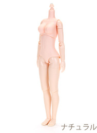 OBITSU BODY 24 W ver2 - 24cm Female L Bust (Natural Skin)