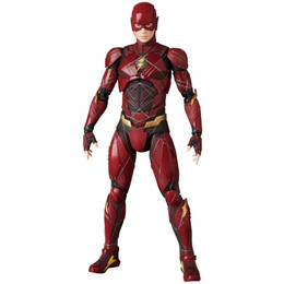 *Pre-order due date: 2017/10/18 - MAFEX No.058 MAFEX JUSTICE LEAGUE FLASH PRE-ORDER
