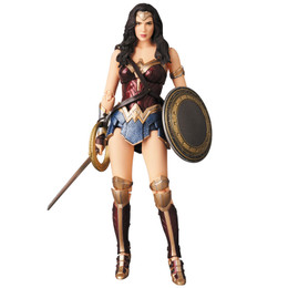 *Tentative pre-order: MAFEX No.060 MAFEX JUSTICE LEAGUE WONDER WOMAN PRE-ORDER