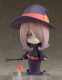*Pre-order due date: 2017/11/05 - Nendoroid 835 - Little Witch Academia: Sucy Manbavaran PRE-ORDER