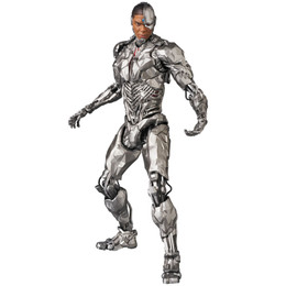 MAFEX No.063 MAFEX JUSTICE LEAGUE CYBORG