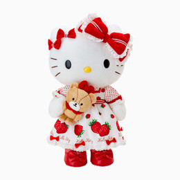 Hello Kitty Birthday Doll 2017 Limited Edition (Creased Box)
