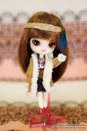DD-529 Docolla Little Dal Risa Vintage Rock Girl