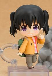 *Pre-order due date: 2018/01/03 - Nendoroid 853 - Yama no Susume: Hinata Kuraue PRE-ORDER