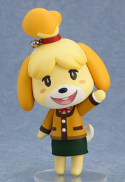 *Tentative pre-order: Nendoroid 386 - Animal Crossing: New Leaf: Isabelle Winter Ver. REISSUE PRE-ORDER