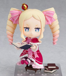 *Tentative pre-order: Nendoroid 861 - Re:ZERO -Starting Life in Another World-: Beatrice PRE-ORDER