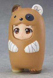Nendoroid More - Girls und Panzer: Kigurumi Face Parts Case (Boko)