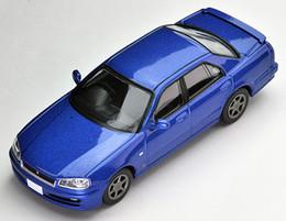 *Pre-order due date: 2018/01/31 - Tomica Limited Vintage NEO LV-N170a Skyline 25GT-V (Blue) PRE-ORDER