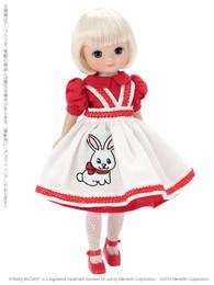 """Tiny 8"""" Betsy McCall / Betsy Loves Bunnies"""