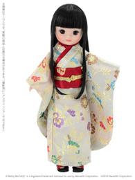 """Tiny 8"""" Betsy McCall / Japanese Blossom Betsy"""