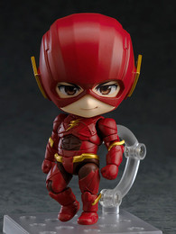 *Pre-order due date: 2018/05/06 - Nendoroid 917- Flash Justice League Edition PRE-ORDER