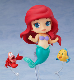 Nendoroid 836 - The Little Mermaid:  Ariel