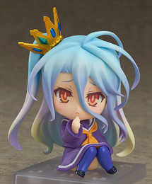*Pre-order due date: 2018/05/13 - Nendoroid 653 - No Game No Life: Shiro REISSUE PRE-ORDER