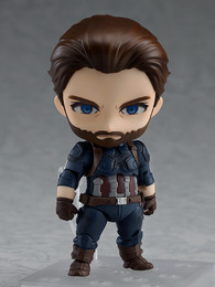 *Pre-order due date: 2018/05/20 - Nendoroid 923 -  Avengers: Infinity War: Captain America Infinity Edition PRE-ORDER