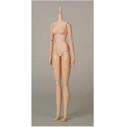 OBITSU BODY 27 W - 27cm Female SBH Soft Bust S-Size  (Natural Skin)