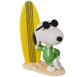 *Pre-order due date: 2018/05/30 - Ultra Detail Figure No.433 UDF - PEANUTS Series 8: JOE COOL SNOOPY w/SURFBOARD PRE-ORDER