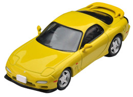 *Pre-order due date: 2018/05/30 - Tomica Limited Vintage NEO TLV-N174b Enfini RX-7 Type R (Yellow) PRE-ORDER
