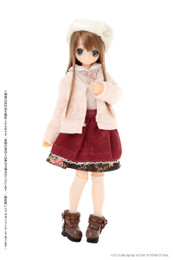 Picco EX Cute: 12 Series Chiika / Romantic Girly!  Ⅳ 1/12