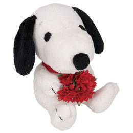 Flower Snoopy Plush