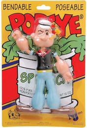 NJ Croce Popeye Bendable Toy Figure