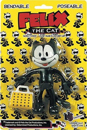 NJ Croce Felix The Cat Action Figure