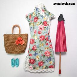 1/6 Cheongsam dress set B