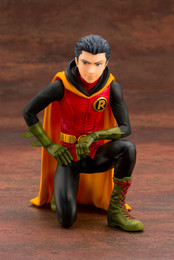 *Pre-order due date: 2018/10/30 - 1/7 DC Comic Ikemen Damian Robin 1st Release with Bonus Parts  PRE-ORDER