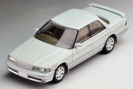*Pre-order due date: 2018/10/31 - Tomica Limited Vintage NEO TLV-N178b Toyota MarkII 2.5 GT (White / Silver) PRE-ORDER