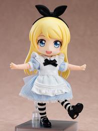 *Pre-order due date: Tentative - Nendoroid Doll: Alice PRE-ORDER