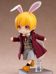 *Pre-order due date: Tentative - Nendoroid Doll: White Rabbit PRE-ORDER