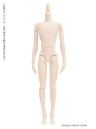 *Pre-order due date: 2018/12/11 - PureNeemo Flection Fully Movable M Boy Body (White) PRE-ORDER