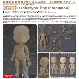 *Pre-order due date: 2019/01/20 - Nendoroid Doll Archetype Boy (Cinnamon) PRE-ORDER