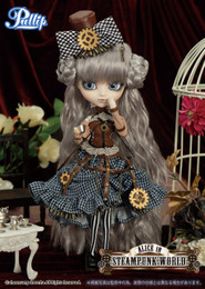 P-152 Mad Hatter in STEAMPUNK WORLD