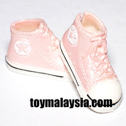 Doll Sneakers ( Pearl Pink )