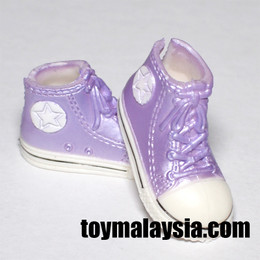 Doll Sneakers ( Pearl Purple )