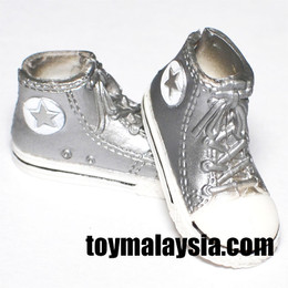 Doll Sneakers ( Pearl Grey )