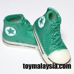 Doll Sneakers ( Green )