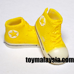 Doll Sneakers ( Yellow )