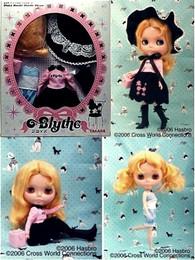 Neo Blythe Dress Set Pinky Doodle Poodle Please