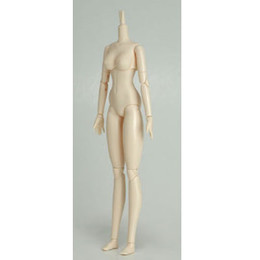 OBITSU BODY 27 W - 27cm Female SBH Soft Bust M-Size with Magnet (White Skin)