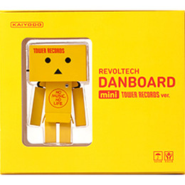 Revoltech Danboard Mini TOWER RECORDS ver.