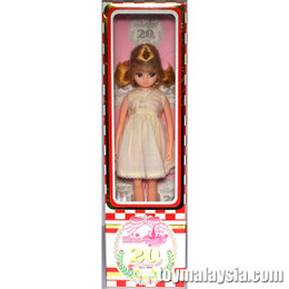Licca Castle Collection 20th Anniversary Licca Doll