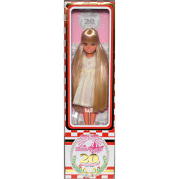 Licca Castle Collection 20th Anniversary  X-3 Repro 1st generation Izumi Doll (Tan Skin - Blonde Hair)