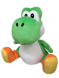Super Mario Plush AC42 Yoshi L All Star Collection