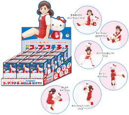 Cup no Fuchico -  Cup no Fuchico and Hello Kitty 12 Packs Box