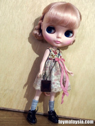Handmade Mori Girl Blythe Doll Dress Sets (Set B)
