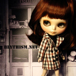 Blythism England Trench Coat