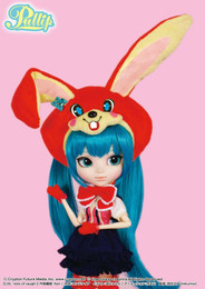 P-043 Pullip Hatsune Miku LOL ver.